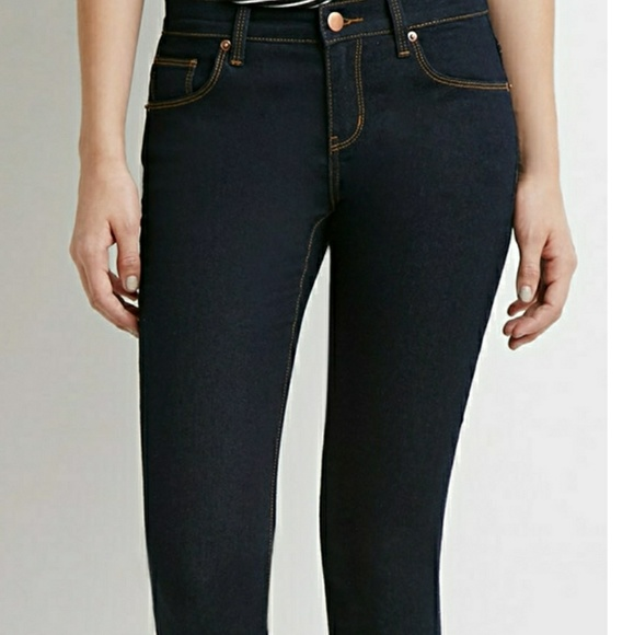 b4ea5ce5dd9 NWT SIZE 27 FOREVER 21 JEANS